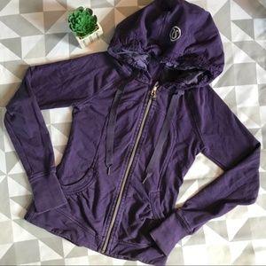 lululemon athletica ~ Purple hoodie